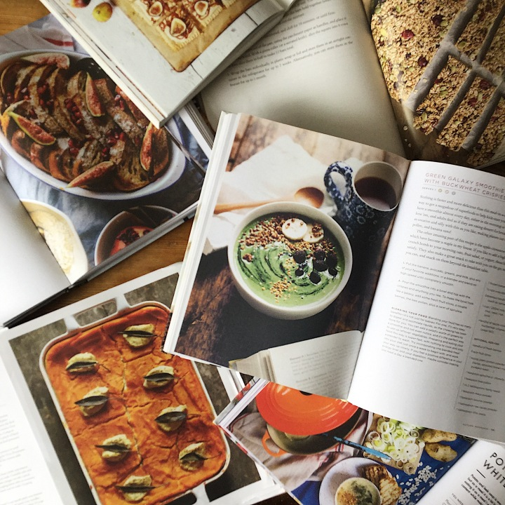My favorite plant-based cookbooks andblogs